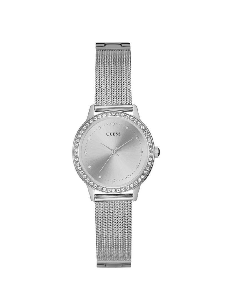 Guess Chelsea Ladies Watch W0647L6 Silver