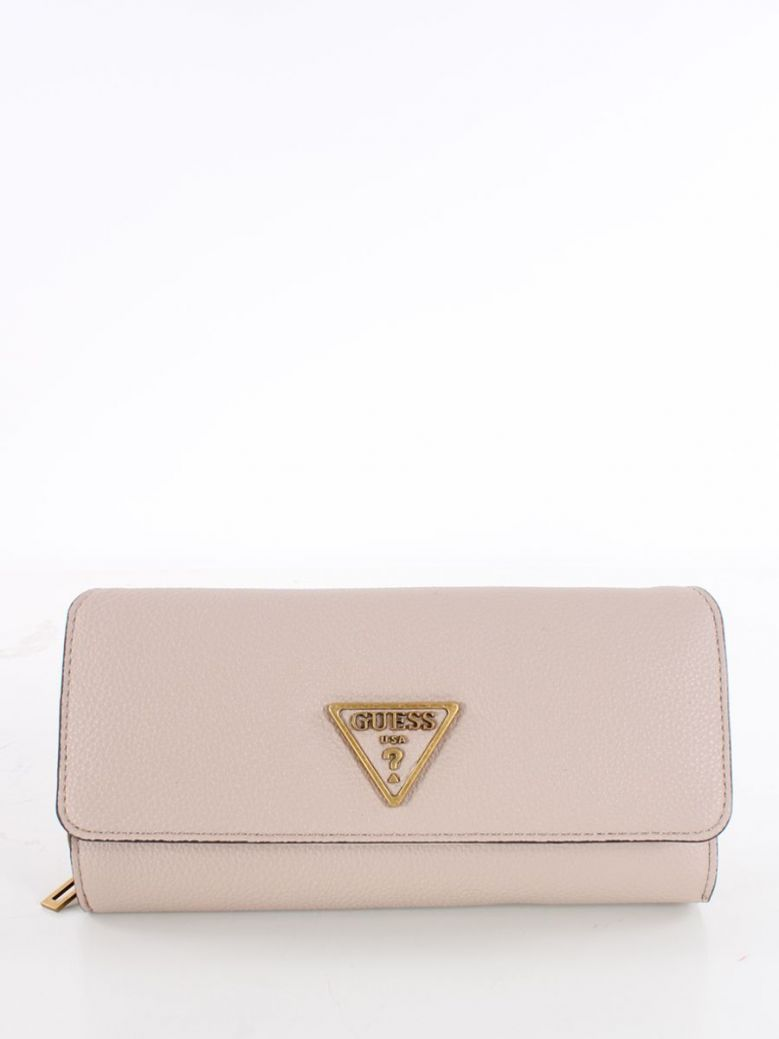 Guess Destiny Maxi Wallet Taupe