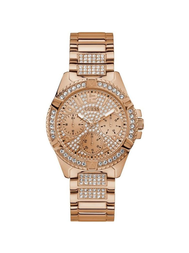 Guess Frontier Ladies Watch W1156L3 Rose Gold