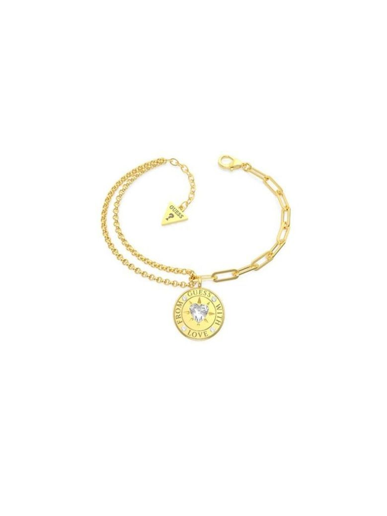Guess Love Double Chain Gold