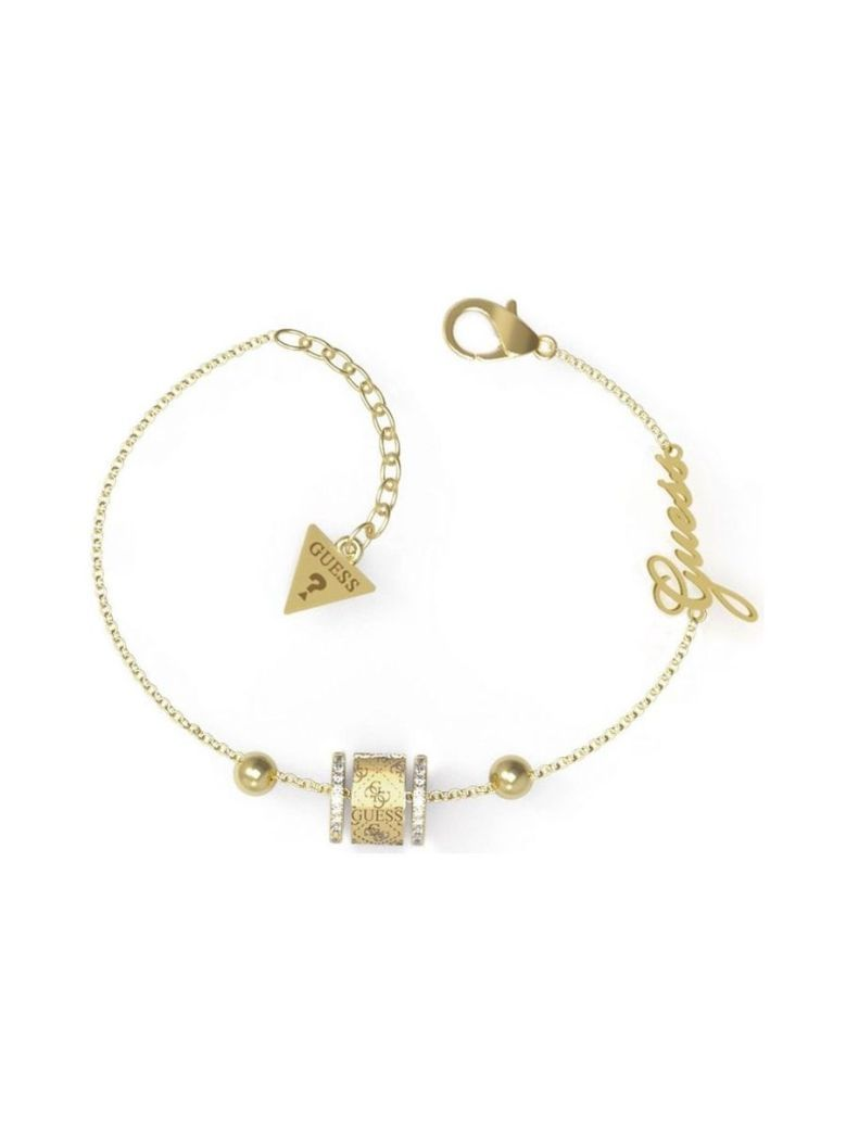 Guess Round Harmony Bracelet Gold