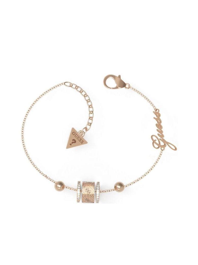 Guess Round Harmony Bracelet Rose Gold