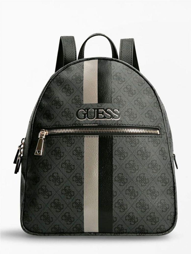 Guess Vikky 4G Logo Backpack Black