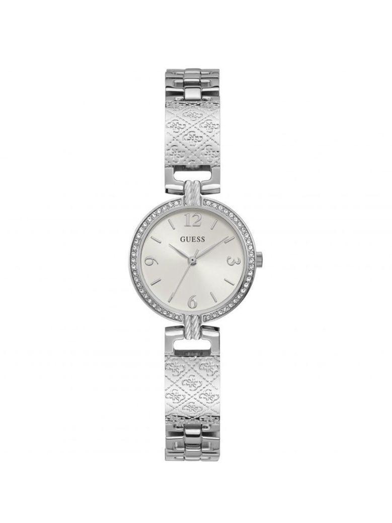 Guess Mini Luxe Ladies Watch GW0112L1 Silver