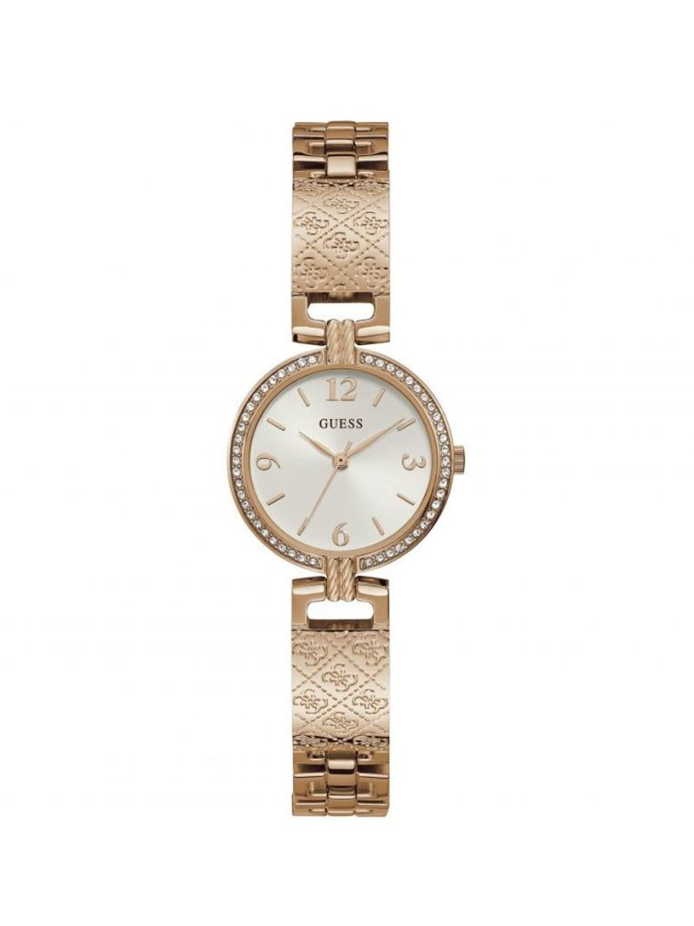 Guess Mini Luxe Ladies Watch GW0112L3 Rose Gold