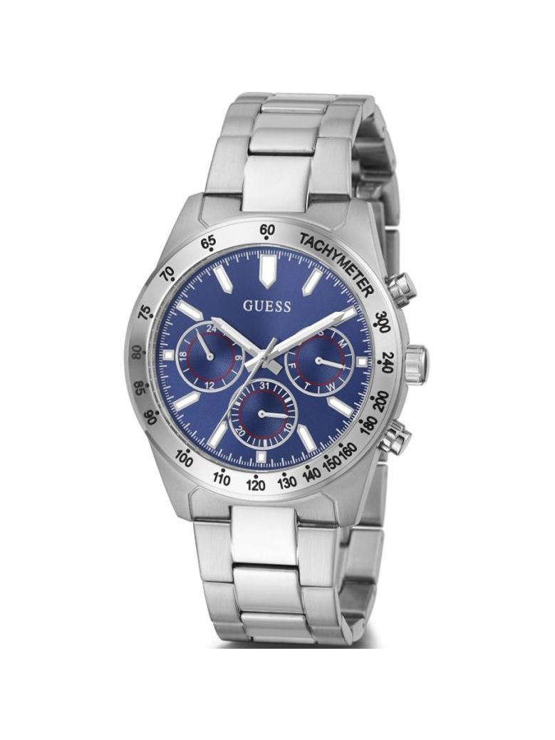 Guess Altitude Gents Watch GW0329G1 Silver