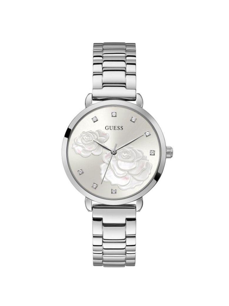 Guess Sparkling Rose Ladies Watch GW0242L1 Silver