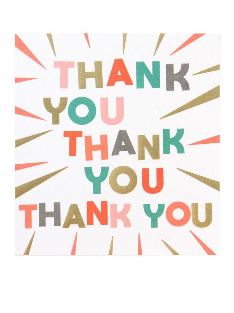 Caroline Gardner Thank You Thank You Card