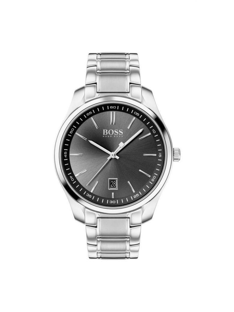 Hugo Boss Circuit Watch Silver