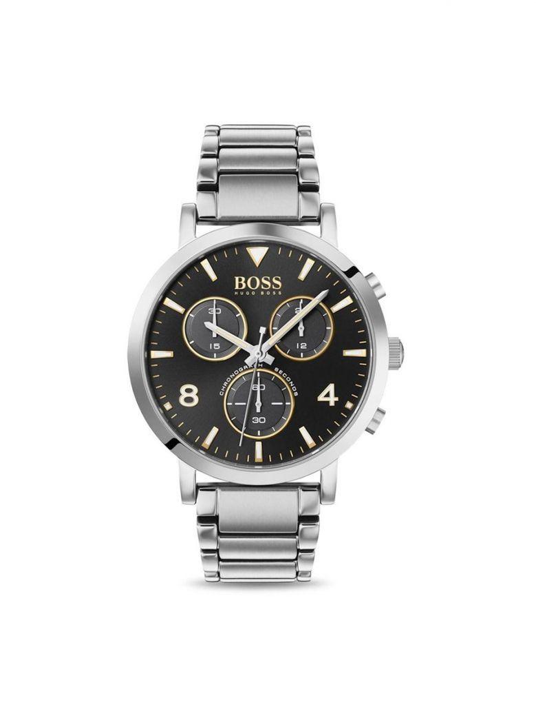 Hugo Boss Contemporary Sport Watch Silver