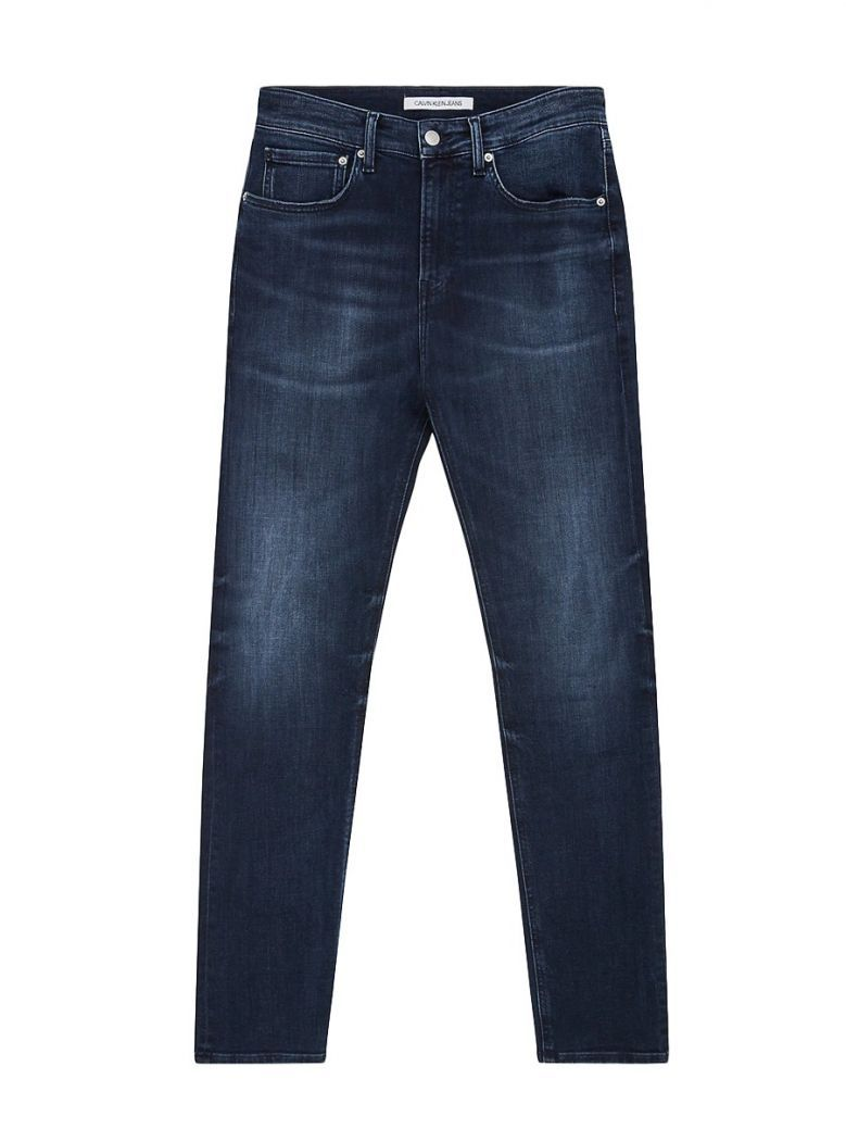 Calvin Klein Jeans Angers Blue Black CKJ 016 Skinny Jeans