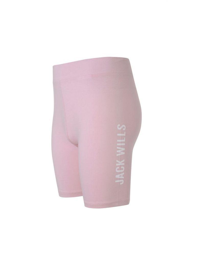 Jack Wills Cycling Shorts Pink