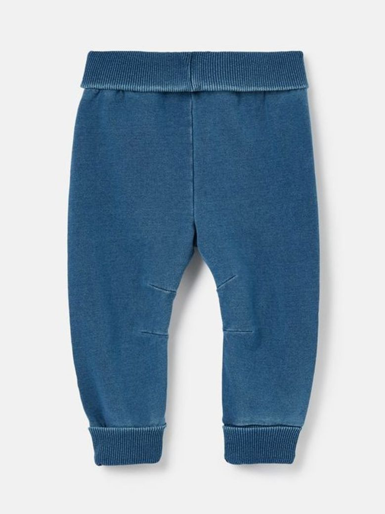 Joules Hugo Jersey Trousers Denim