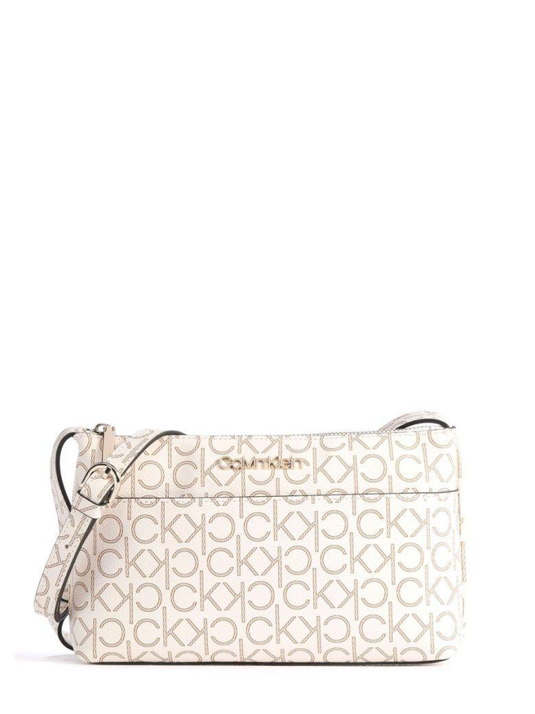 Calvin Klein Birch Mono Crossbody Bag