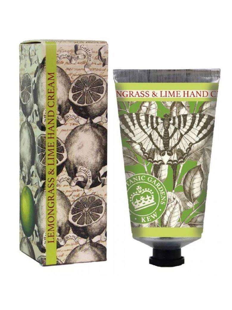 Kew Gardens Lemongrass & Lime Hand Cream