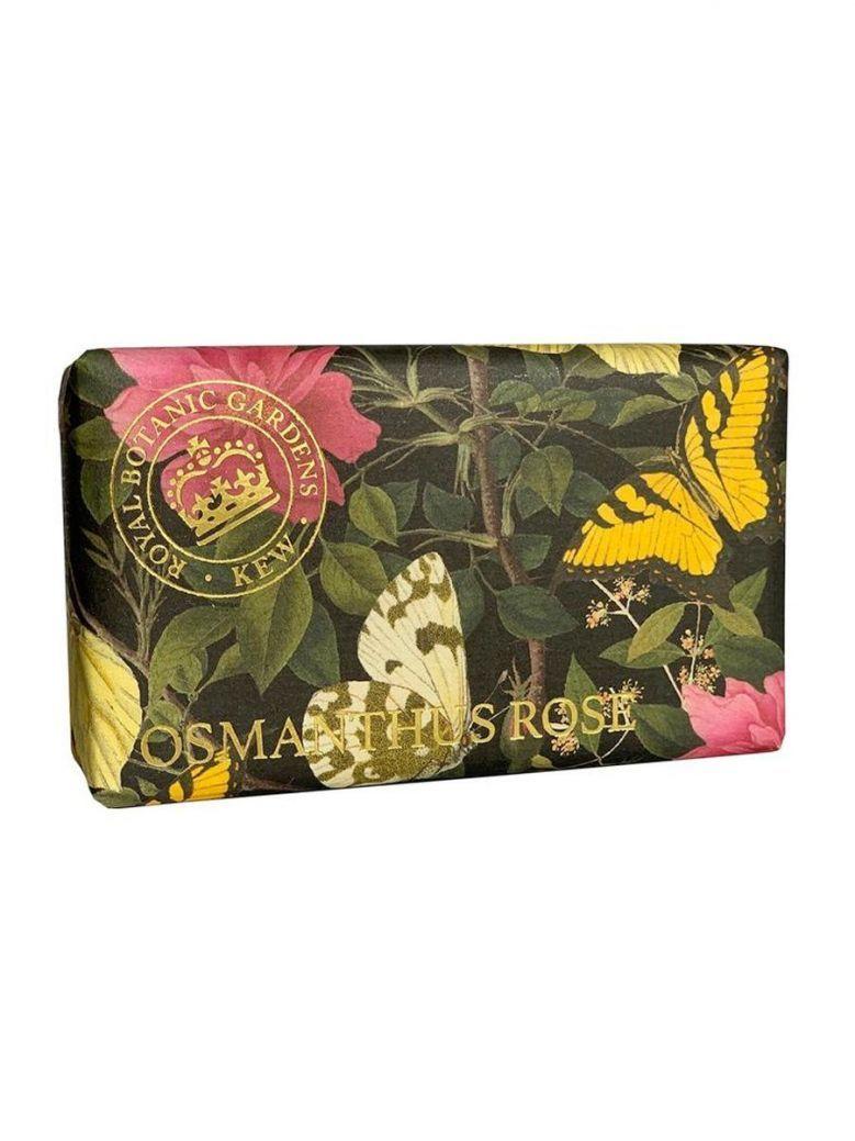 Kew Gardens Osmanthus Rose Soap