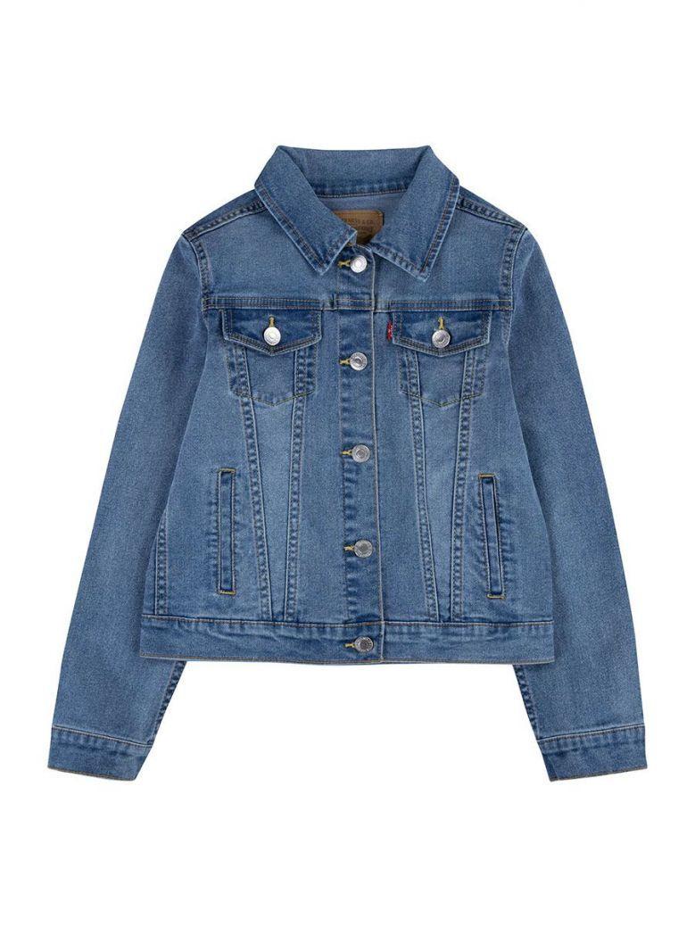 Levi's Teenager Denim Jacket Blue