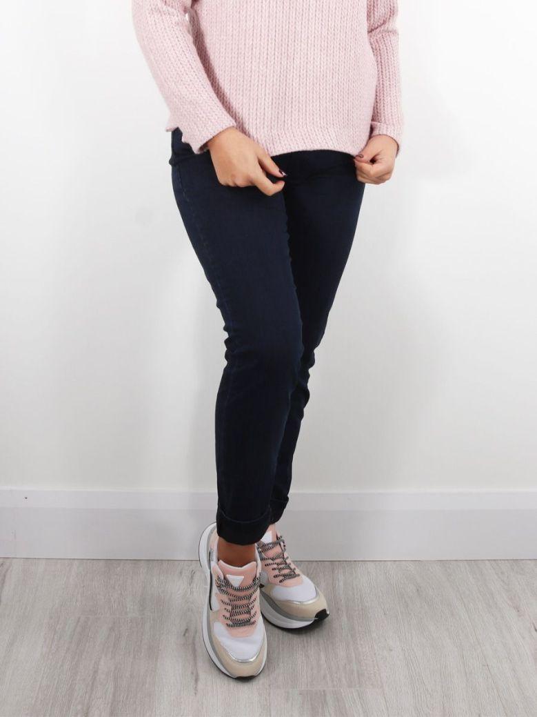 Cilento Woman Sylvia Denim Slim Jean