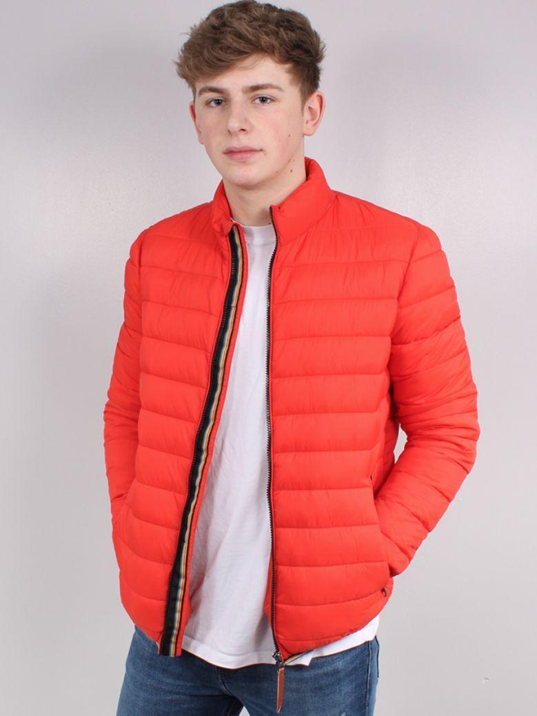 Superdry Bold Orange Mountain Padded Jacket