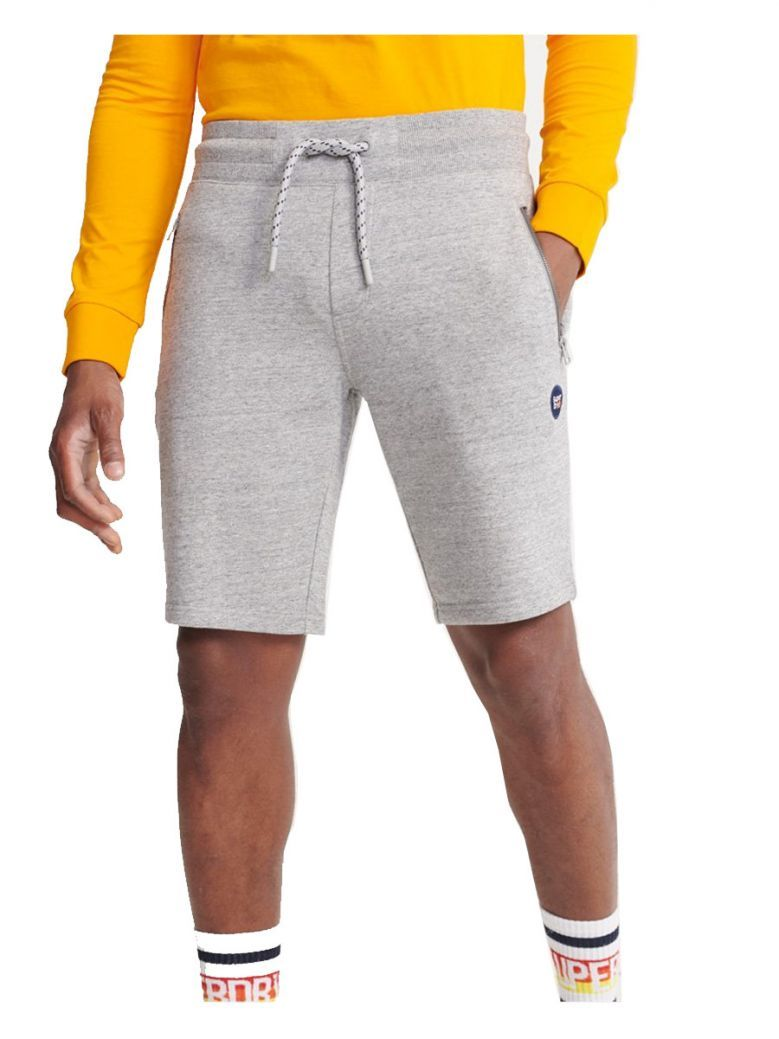 Superdry Grey Grit Collective Shorts