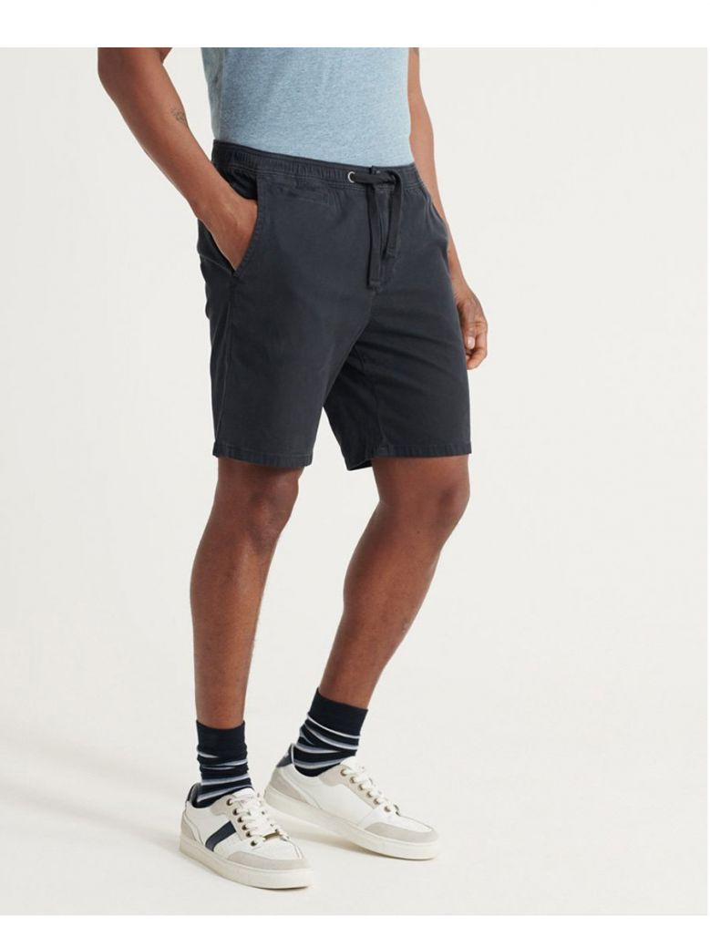 Superdry Midnight Navy Sunscorched Chino Shorts
