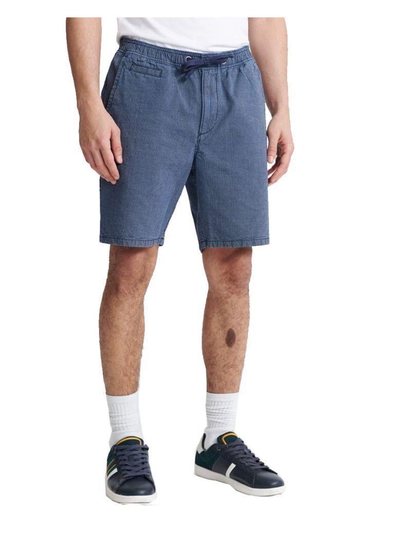 Superdry Brunswick Stripe Sunscorched Chino Shorts