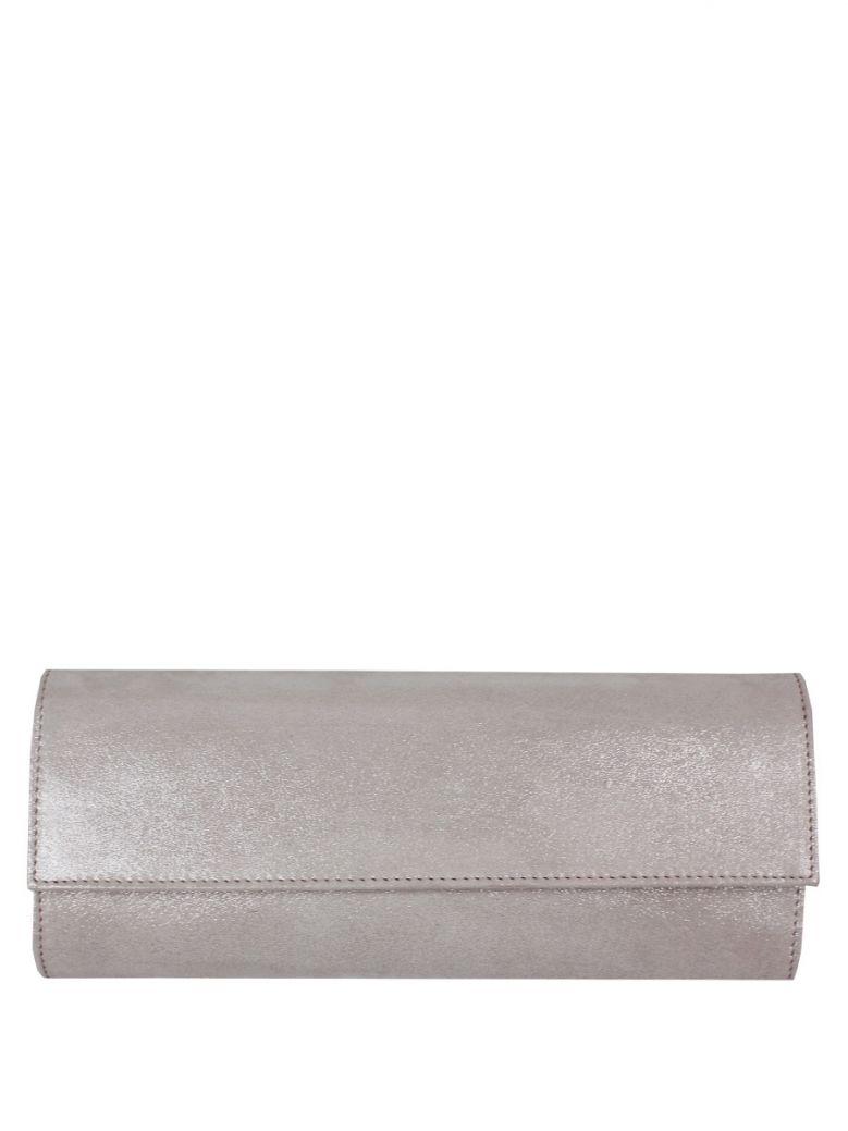 Lisa Kay Pale Pink Mary Clutch Bag