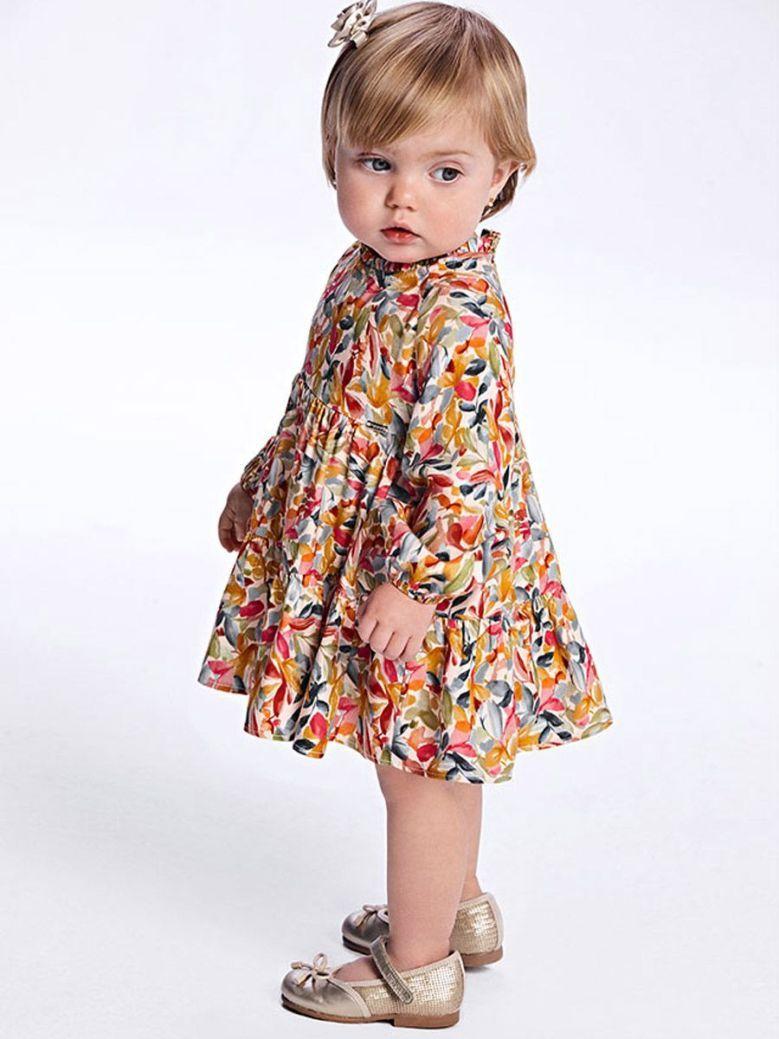 Mayoral Print Dress Multi