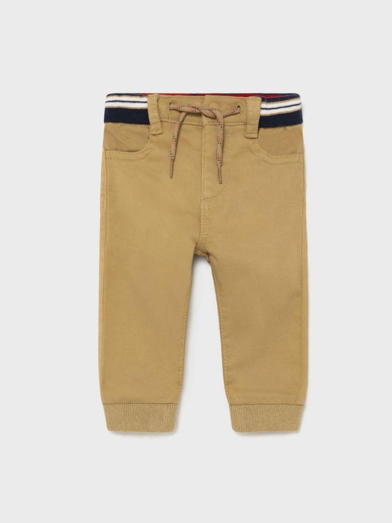 Mayoral Jogger Jeans Camel