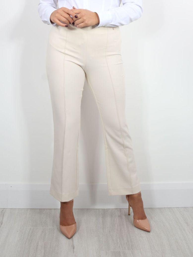 Mos Mosh Sarah Glow Pant Cream