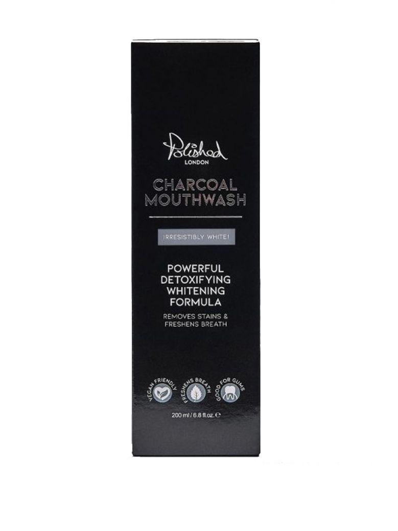 Polished London Charcoal Mouthwash