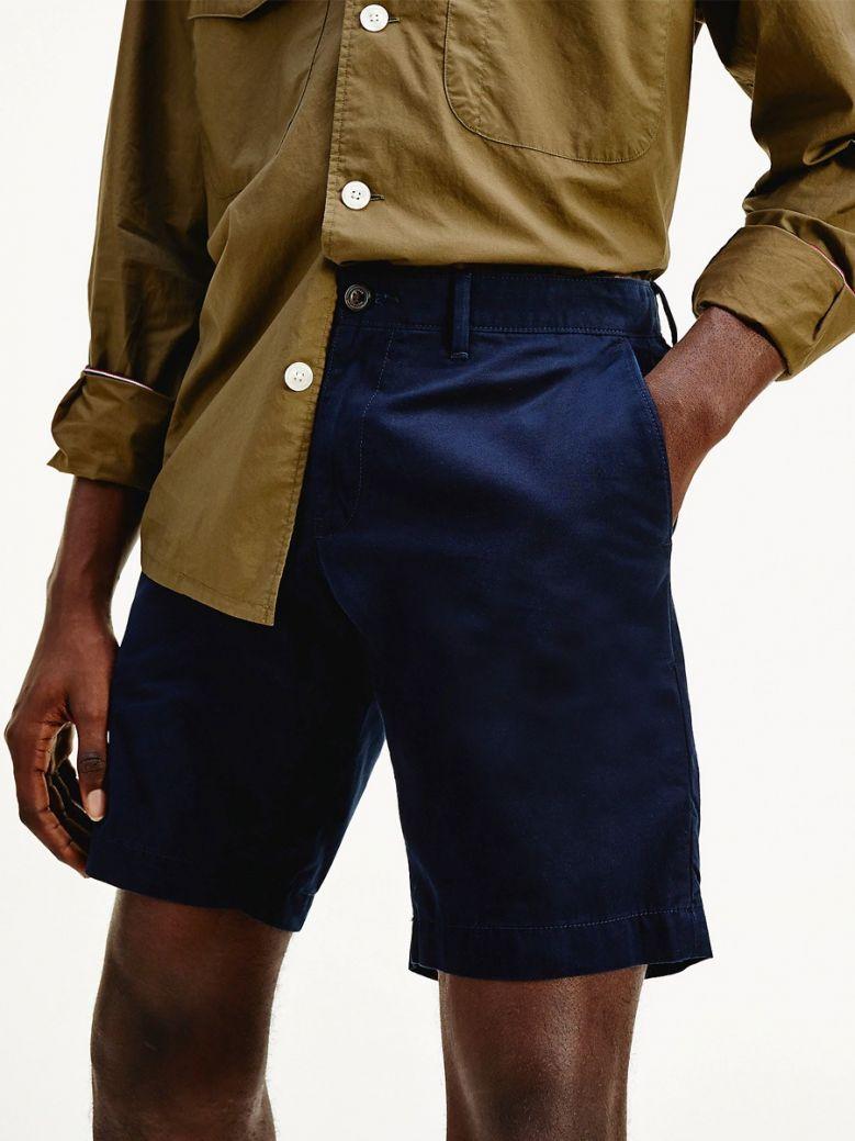 Tommy Hilfiger Desert Sky Cotton Twill Shorts