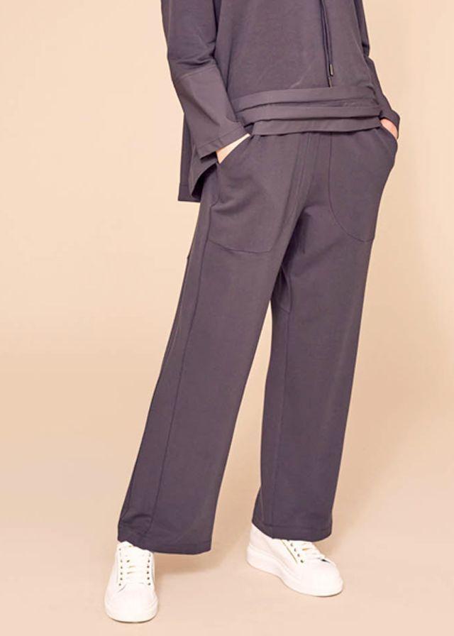 Naya  Jersey Trouser Grey