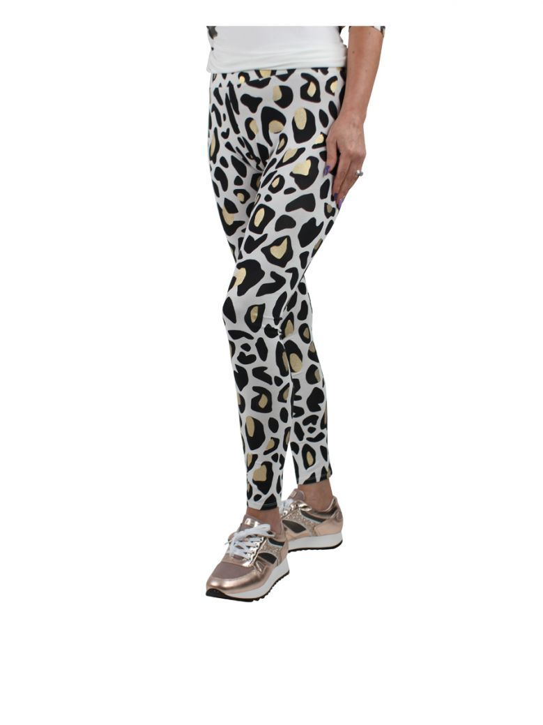 A Postcard From Brighton Daisywhite Printed Trousers
