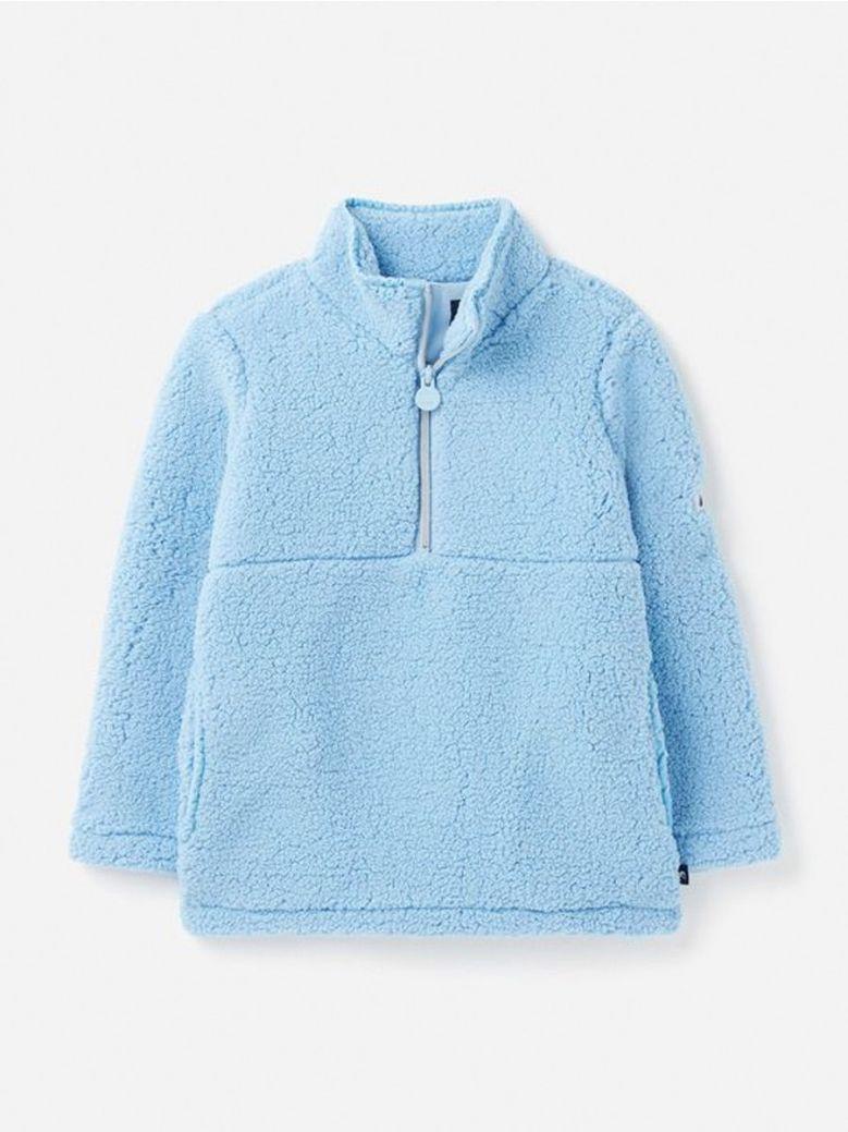 Joules Poppie Cosy Fleece Blue