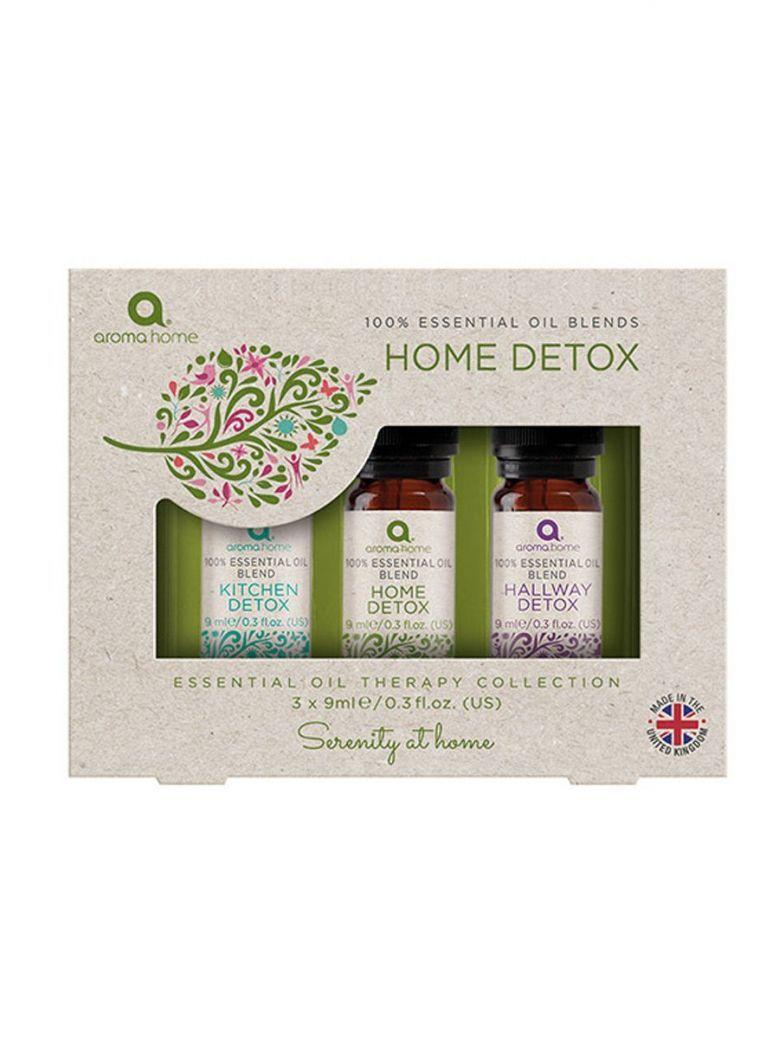 Pure Essential Oils Home Detox Set