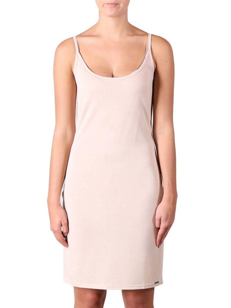 Rino & Pelle Rajna Nude Slip Dress