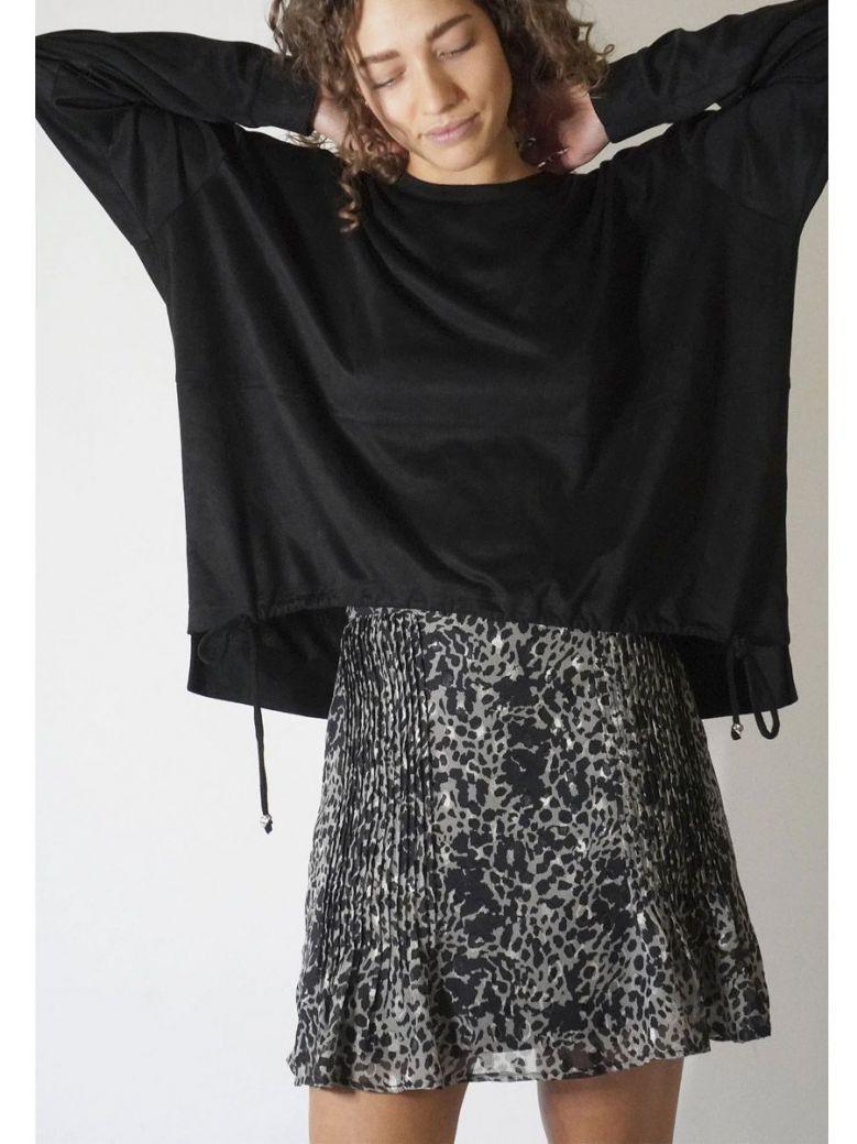 Religion Exceptional Skirt Imprint Black