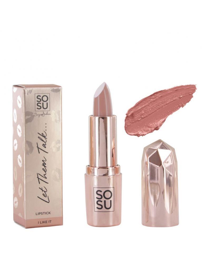 SOSU 'I Like It' Satin Lipstick