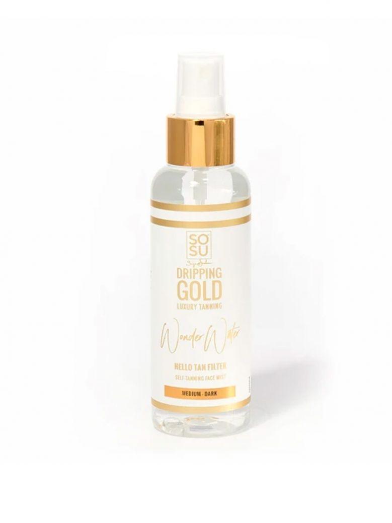 SOSU Dripping Gold Tanning Water - Medium/Dark