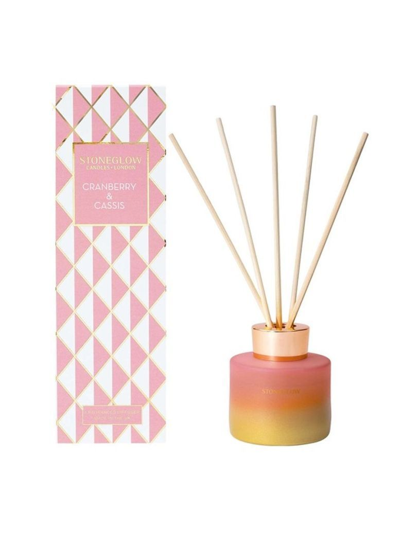 Stoneglow Cranberry and Cassis Fragranced Diffuser