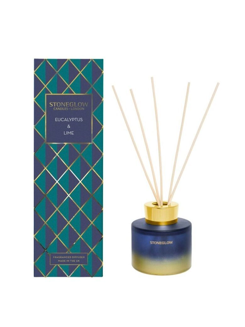 Stoneglow Eucalyptus and Lime Fragranced Diffuser
