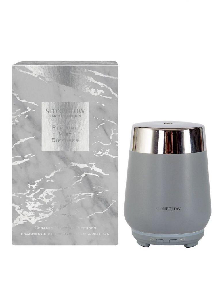 Stoneglow Luna Perfume Mist Diffuser Grey