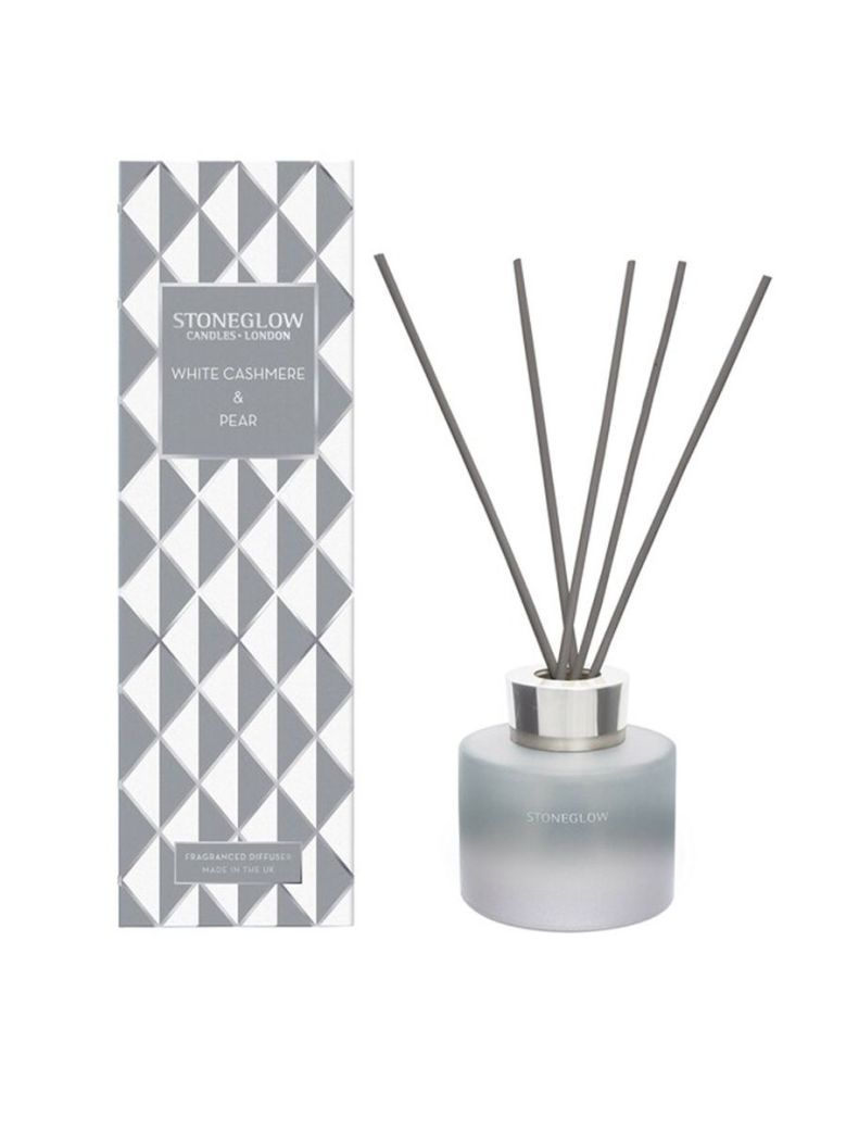 Stoneglow White Cashmere and Pear Fragranced Diffuser