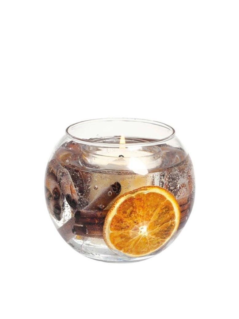 Stoneglow Cinnamon and Orange Seasonal Collection Candle