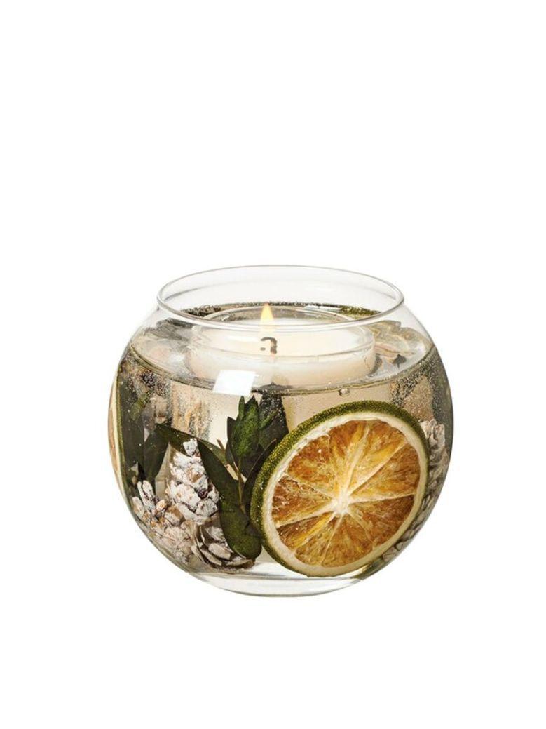 Stoneglow Eucalyptus and Lime Seasonal Collection Candle