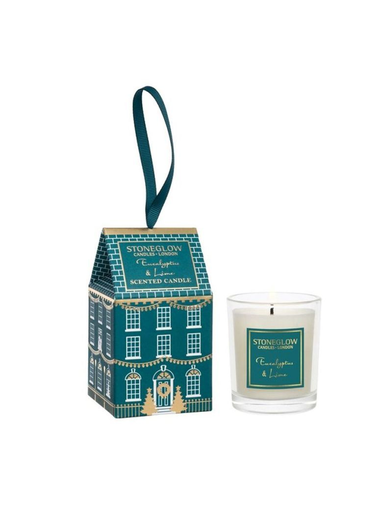 Stoneglow Eucalyptus and Lime Seasonal Collection House Candle