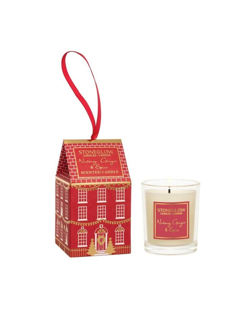 Stoneglow Nutmeg, Ginger and Spice Seasonal Collection House Candle