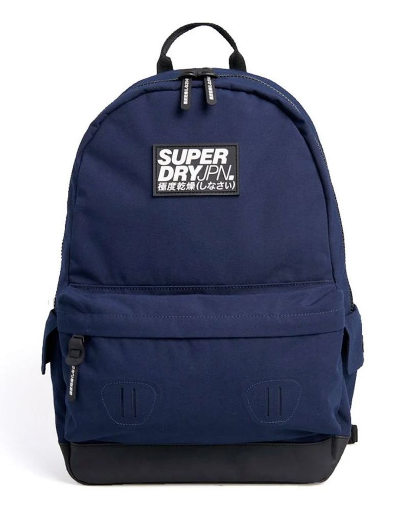 Superdry Classic Montana Backpack Navy