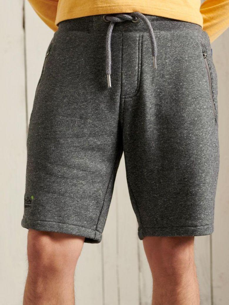 Superdry Orange Label Classic Shorts Grey